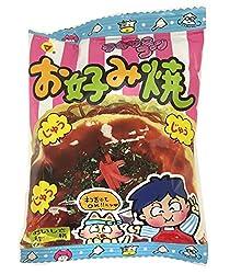 松山製菓 テキサスコーンお好み焼き 10g×30袋