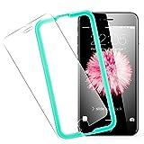 Best ESR 6インチの携帯電話 - ESR iPhone 8 / 7 Plus ガラスフィルム ブルーライトカット Review