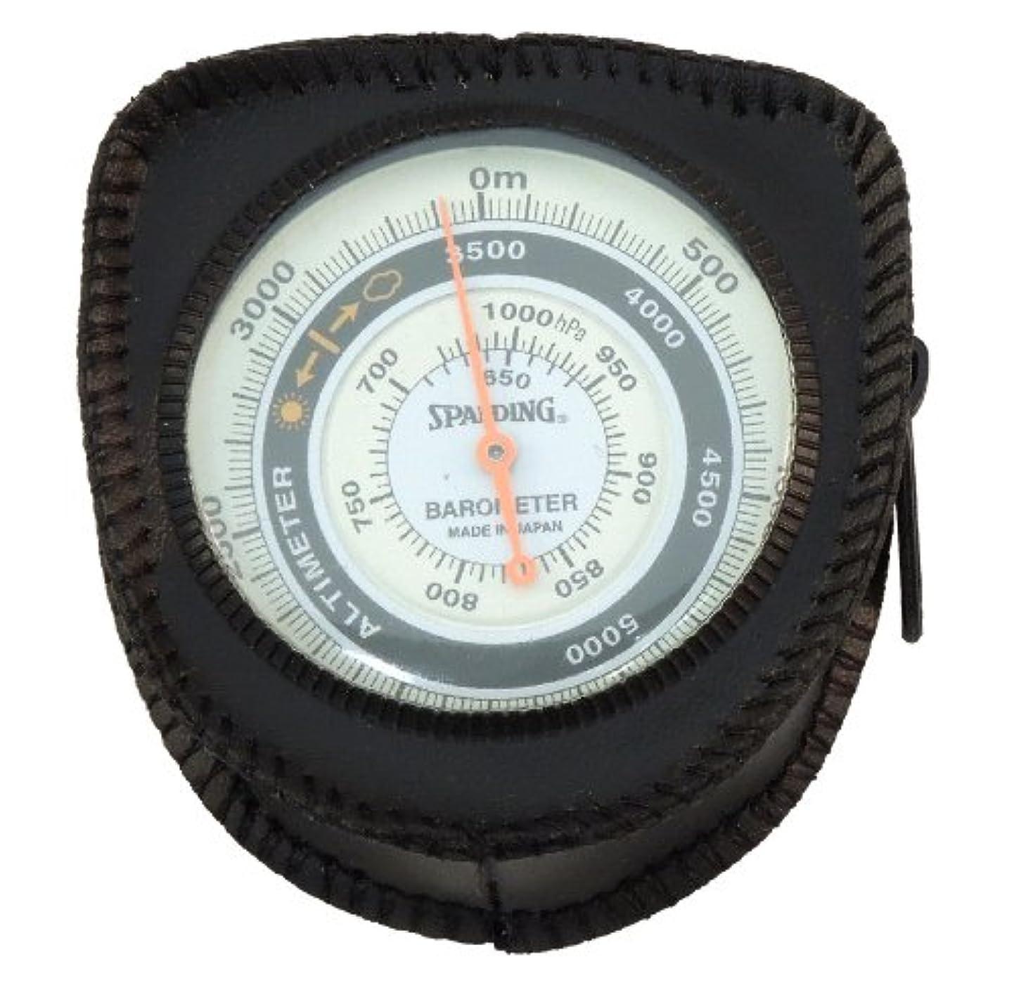 特許説明するブラウンエバニュー(EVERNEW) 高度計?気圧計 スタンダード EBY067