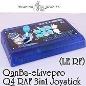 x360/PC/PS3 QanBa-eLivepro Q4 RAF 3in1 Joystick(LE RF)
