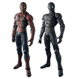MOVIE REALIZATION スパイダーマン&ブラックスパイダーマン