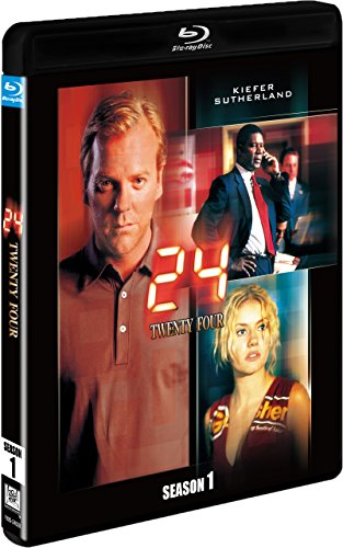24-TWENTY FOUR- シーズン1<SEASONSブルーレイ・ボックス>[Blu-ray]