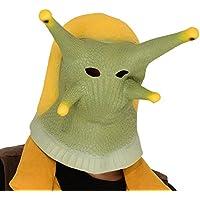 アニマルマスク カタツムリ マスク パーティーマスク 衣装 雑貨 コスプレグッズ 被り物 忘年会 パーティー グッズ 変装用マスク デラックスな ラテックス マスク