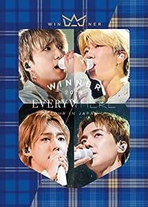 【早期購入特典あり】WINNER 2018 EVERYWHERE TOUR IN JAPAN(Blu-ray Disc3枚組+CD2枚組)(初回生産限定盤)(オリジナルB3サイズポスター)