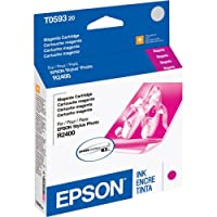 Epson T059320 Ink Cartridge. MAGENTA INK CARTRIDGE FOR STYLUS PHOTO 2400 I-SUPL. Inkjet - 520 Page - Magenta by Epson [並行輸入品]