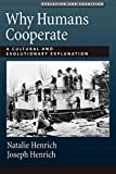 Why Humans Cooperate: A Cultural And Evolutionary Explanation (Evolution And Cognition Series)