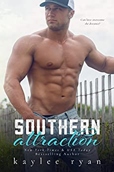 Southern Attraction (Southern Heart Book 3) by [Ryan, Kaylee]