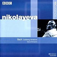 J.S. バッハ:ゴルトベルク変奏曲(ニコラーエワ)(1986)