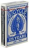 BICYCLE/125周年記念スペシャルエディション BICYCLE(バイスクル) U.Sプレイング・カード社 red