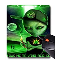 AOFFLY ALI Chris - Take me to your Dealer - Non-Slip Rubber Mousepad Gaming Mouse Pad [並行輸入品]