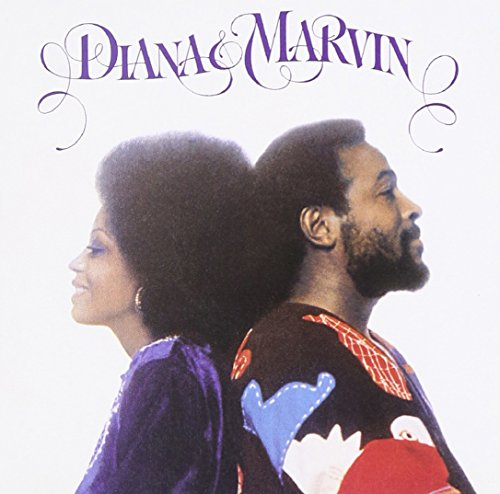 Diana Ross and Marvin Gaye