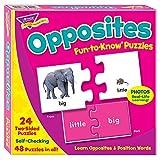 トレンド 英単語 パズル 反対ことば Trend Fun to Know Puzzles Opposites T-36004