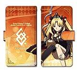 ライセンスエージェント Fate/Grand Order -絶対魔獣戦線バビロニア- ブックスタイルスマホケース Mサイズ デザイン06(エレシュキガル)