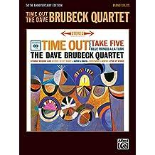 Time out: The Dave Brubeck Quartet: Piano Solos