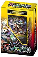 Force of Will - Light King of The Mountain Starter Deck - New Legend Precipice - 51 cards [並行輸入品]