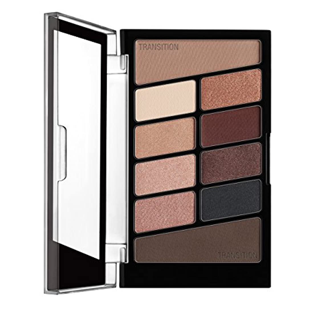 大人パークジャングルWET N WILD Color Icon Eyeshadow 10 Pan Palette - Nude Awakening (並行輸入品)