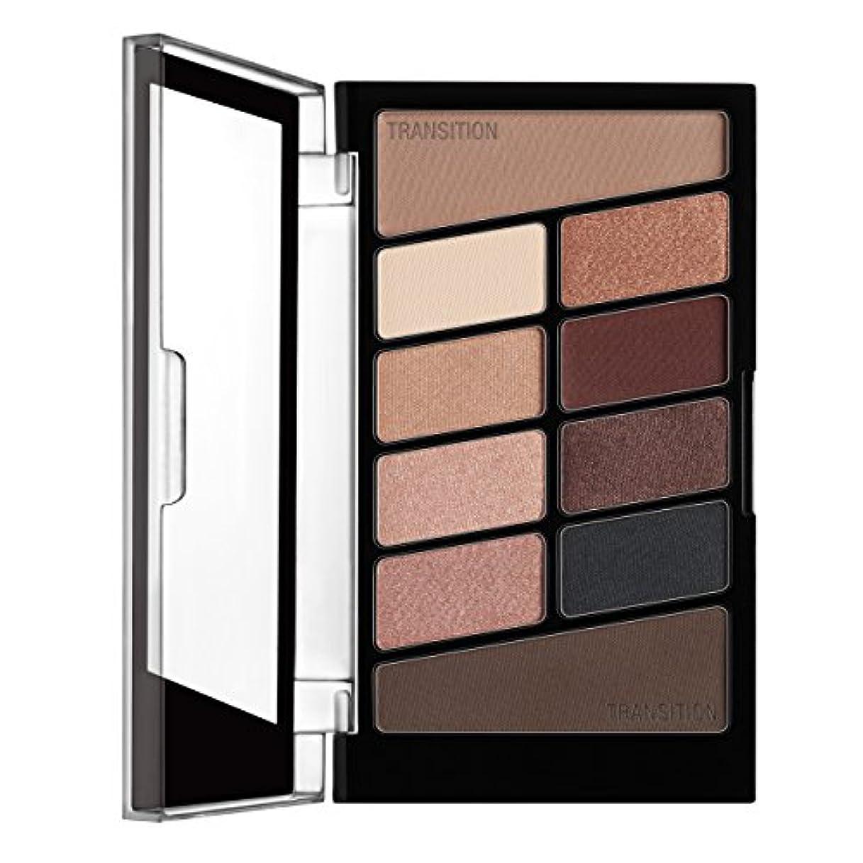カロリーすり刻むWET N WILD Color Icon Eyeshadow 10 Pan Palette - Nude Awakening (並行輸入品)