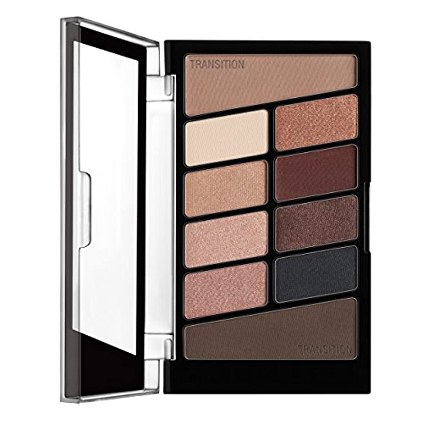 連隊ヘッジ間隔WET N WILD Color Icon Eyeshadow 10 Pan Palette - Nude Awakening (並行輸入品)