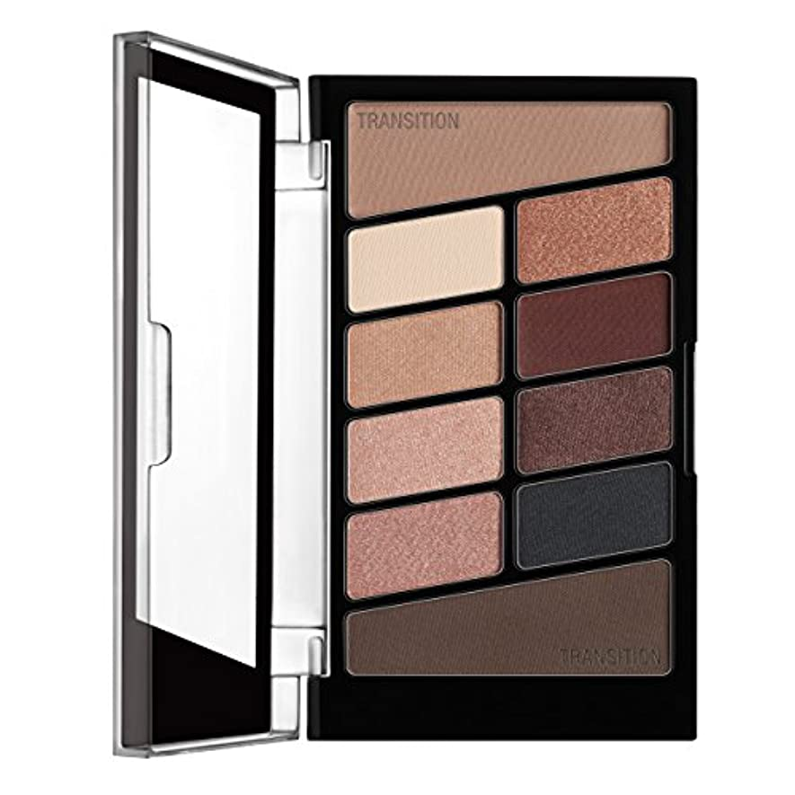 ケーブル計画的敏感なWET N WILD Color Icon Eyeshadow 10 Pan Palette - Nude Awakening (並行輸入品)