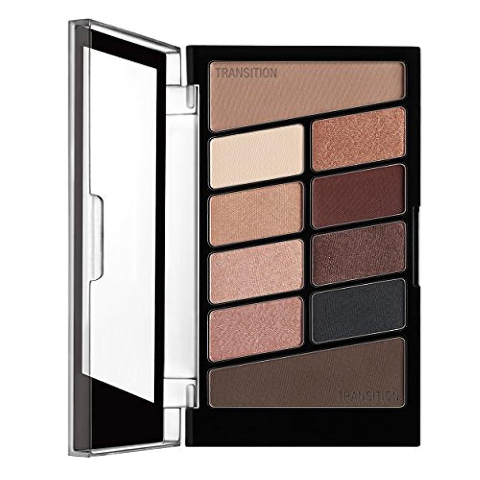 WET N WILD Color Icon Eyeshadow 10 Pan Palette - Nude Awakening (並行輸入品)
