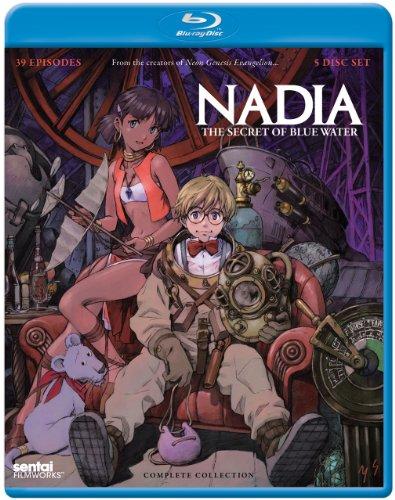 Nadia Secret of Blue Water: Co...