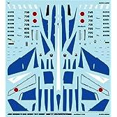1/144 航空自衛隊 T-4 ブルーインパルス 「2011」 [アシタのデカール]