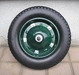 一輪車用 13インチ ソフトノーパンクタイヤ