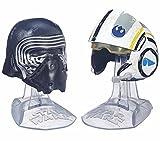 スター・ウォーズ ブラックシリーズ ダイキャストヘルメット カイロ・レン&ポー・ダメロン
