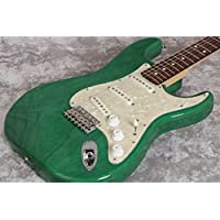 Fender Japan/ST62/ASH/MH Trans Green