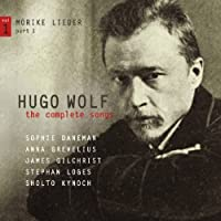 Wolf: the Complete Songs, Vol. 1 (M枚rike Lieder Part 1) (2011-09-13)