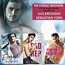 The Everest Brothers: An Alpha Billionaires Series