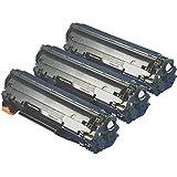 【3本セット】 CANON (キヤノン) CRG-337 ブラック  【互換トナーカートリッジ 】 印刷可能枚数:約2,400枚 (A4用紙・画像面積比5%で連続印刷したときの参考値) 対応機種:MF229dw/MF226dn/MF216n/MF224dw/MF222dw  インクのチップスオリジナル