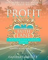 Profitability Planner (Profit in the Faith Lane)