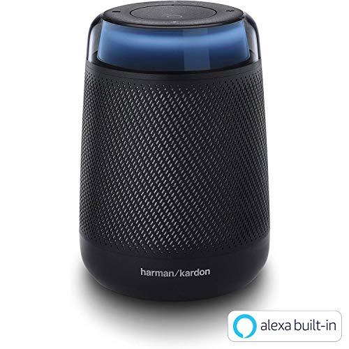 Harman Kardon ALLURE Portable アルーア ポータブル スマートスピーカー Amazon Alexa/Bluetooth対応 ブラ...