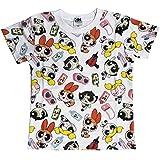 パワーパフガールズ キッズ Tシャツ パターン 120㎝サイズ CNAP137