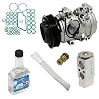 Universal Air Conditioner KT 4016 A/C Compressor and Component Kit [並行輸入品]