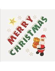 ジェルジェム(GelGems) ジェルジェムバッグL 「 クリスマスサンタ 」