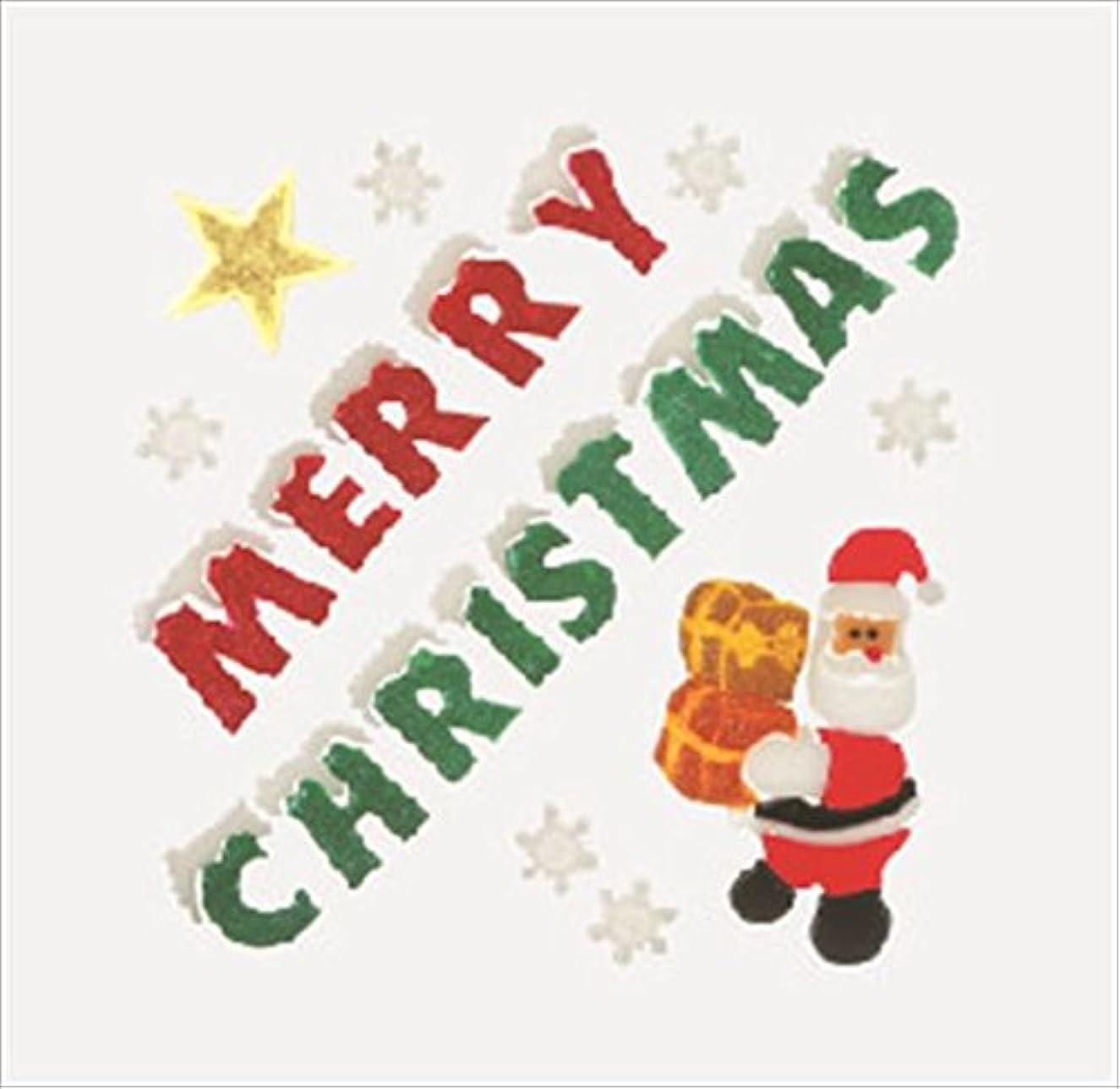真っ逆さま不忠不透明なジェルジェム(GelGems) ジェルジェムバッグL 「 クリスマスサンタ 」