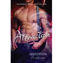 Attraction (The Temptation Series Book 4)