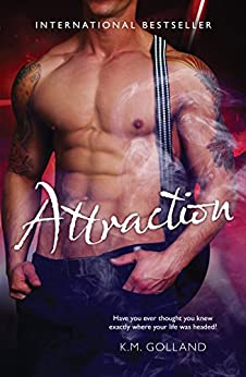 Attraction (The Temptation Series Book 4) by [Golland, K.M.]