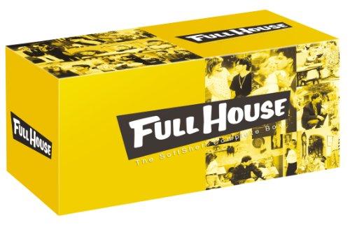 フルハウス 〈シーズン1-8〉 コンプリートDVD BOX(48枚組) [初回限定生産]の詳細を見る