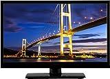 simplus (シンプラス) LED液晶テレビ 外付けHDD録画機能対応 (19V型, ブラック)