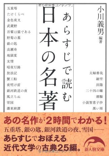 あらすじで読む日本の名著 (新人物往来社文庫)の詳細を見る