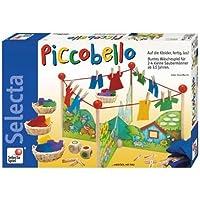 Selecta - 3584 - Jeu de Plateau - Piccobello [並行輸入品]