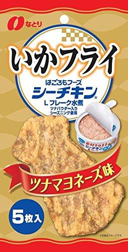 なとり いかフライ ツナマヨネーズ味 5枚