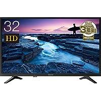ハイセンス 32V型 ハイビジョン液晶テレビ - IPSパネル/外付けHDD録画対応(裏番組録画)/メーカー3年保証 - 32K30