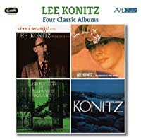 4 Classic Albums - Lee Konitz - Image / You & Lee / In Harvard Square/Konitz by Lee Konitz (2012-11-13)