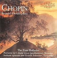 Four Ballades/Nocturne in C Sharp Minor