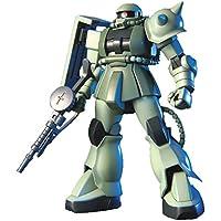 HGUC 1/144MS - 06量产型 Zaku ( 机动战士高达 ) , 单品