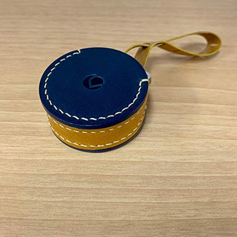 Deff&KIMOTO 【BMW MINI Key Case】BLUE/YELLOW DKC-MINI01-BUY